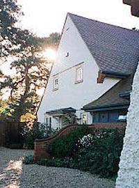 Paul Richardson Chartered Architect New House In Tubney